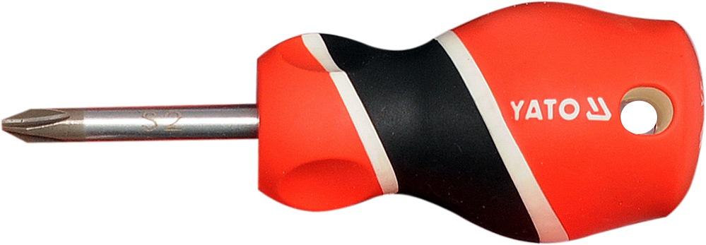 Šroubovák křížový PH1 x 38 mm magnetický S2