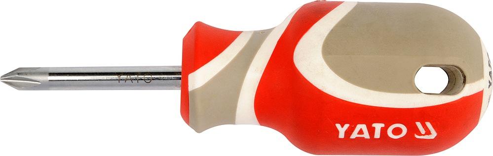 Šroubovák křížový PH1 x 38mm, magnetický SVCM55