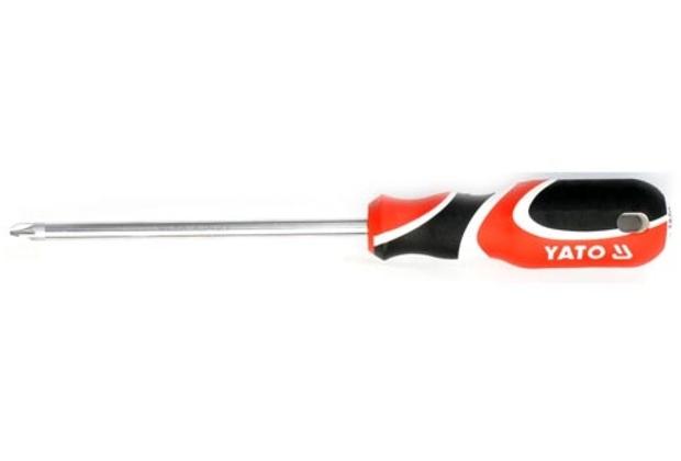 Šroubovák křížový PZ1 x 100mm, magnetický SVCM55