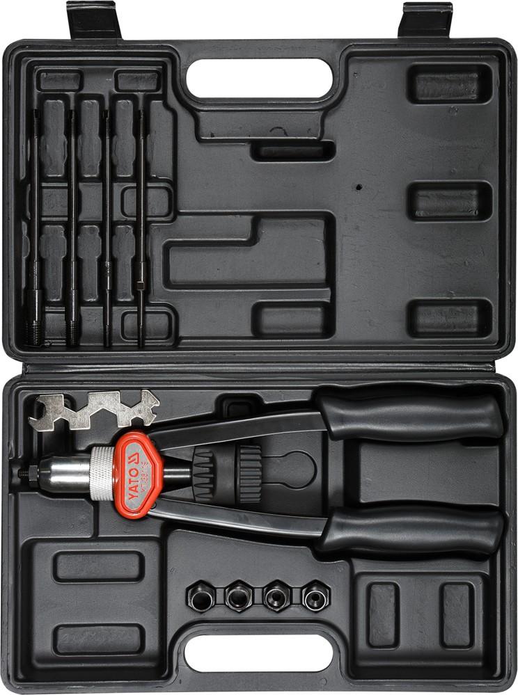 Nýtovací kleště pákové M5-M12 338mm