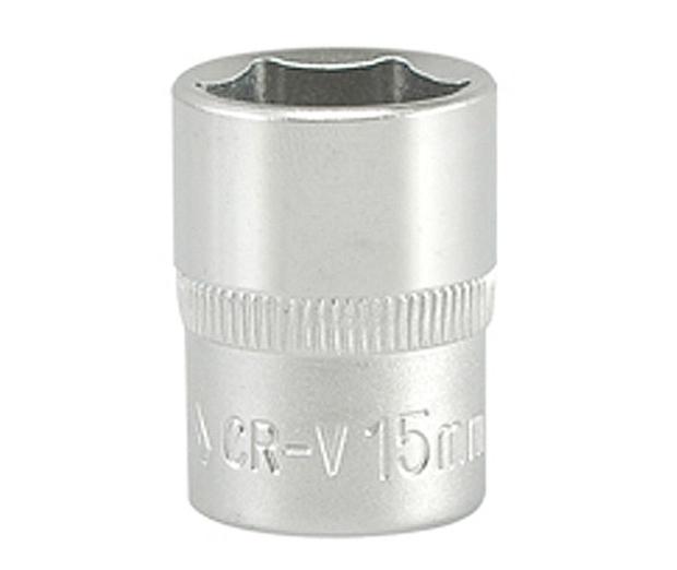 """Nástavec 3/8"""" šetihranný 15mm"""