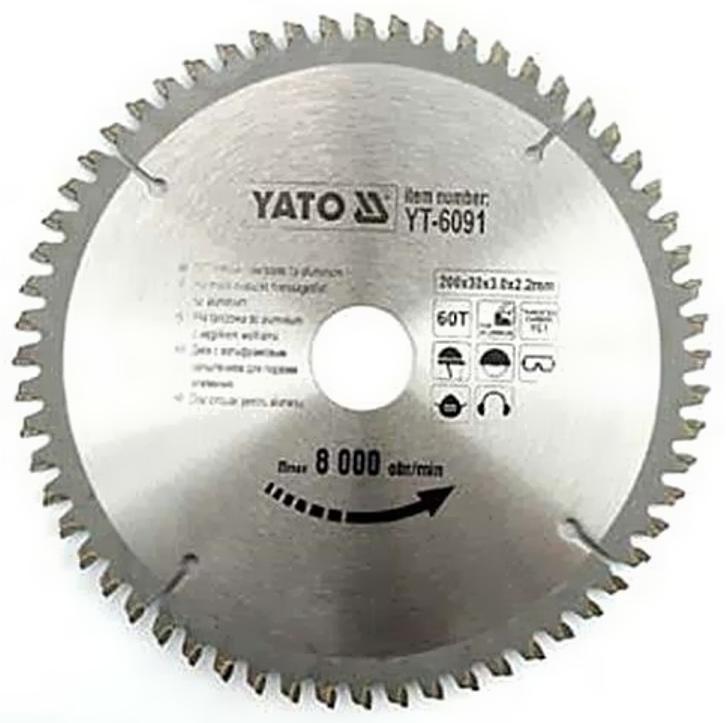 Kotouč na hliník 350 x 30 mm 100z