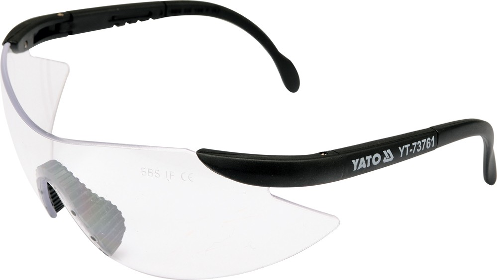 Ochranné brýle čiré typ B532