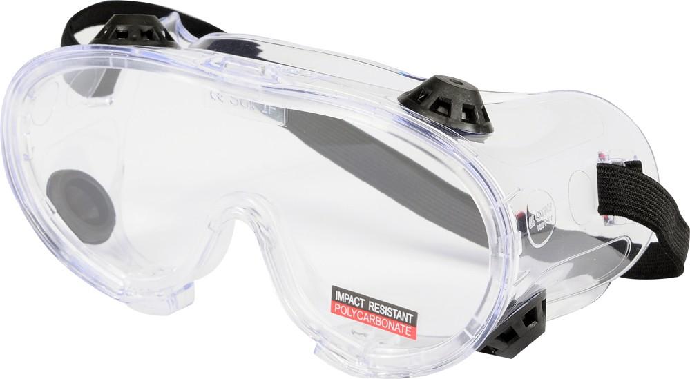 Ochranné brýle s páskem typ SG90B