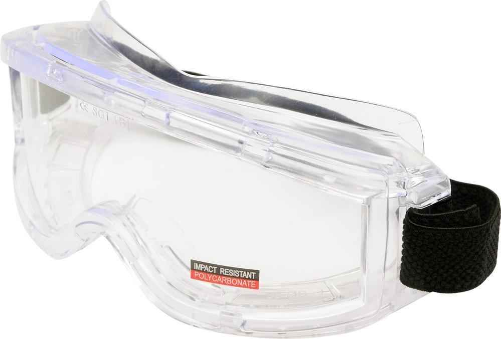 Ochranné brýle s páskem typ SG60