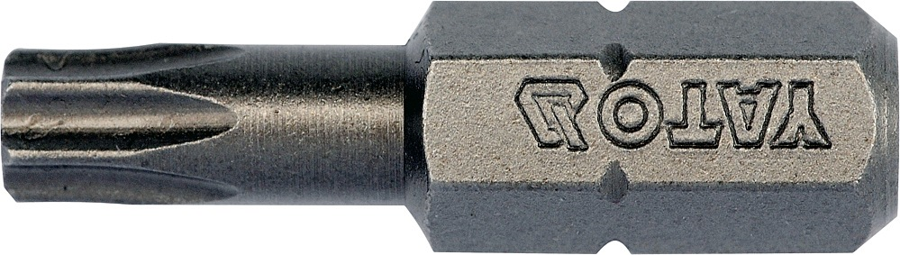 "Bit torx T25 x 1/4"", dl.25mm 10ks"