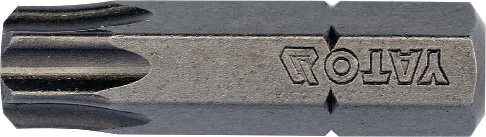 """Bit torx T40 x 1/4"""", dl.25mm 10ks"""