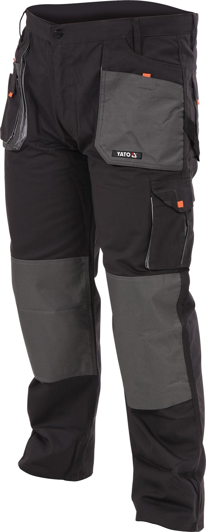 Pracovní kalhoty vel. 2XL
