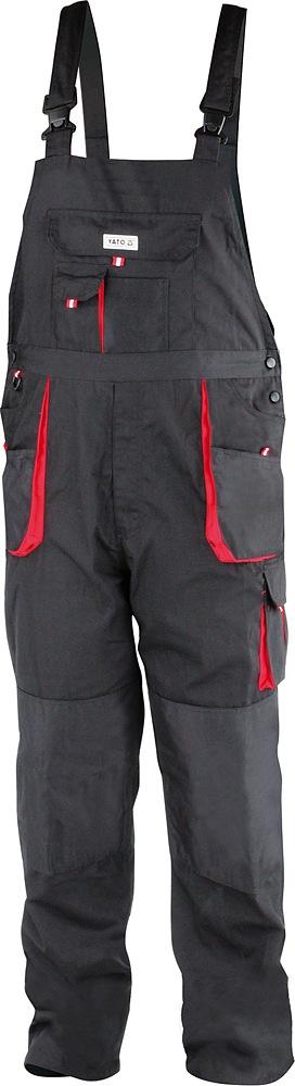 Pracovní kalhoty laclové DUERO vel. XL