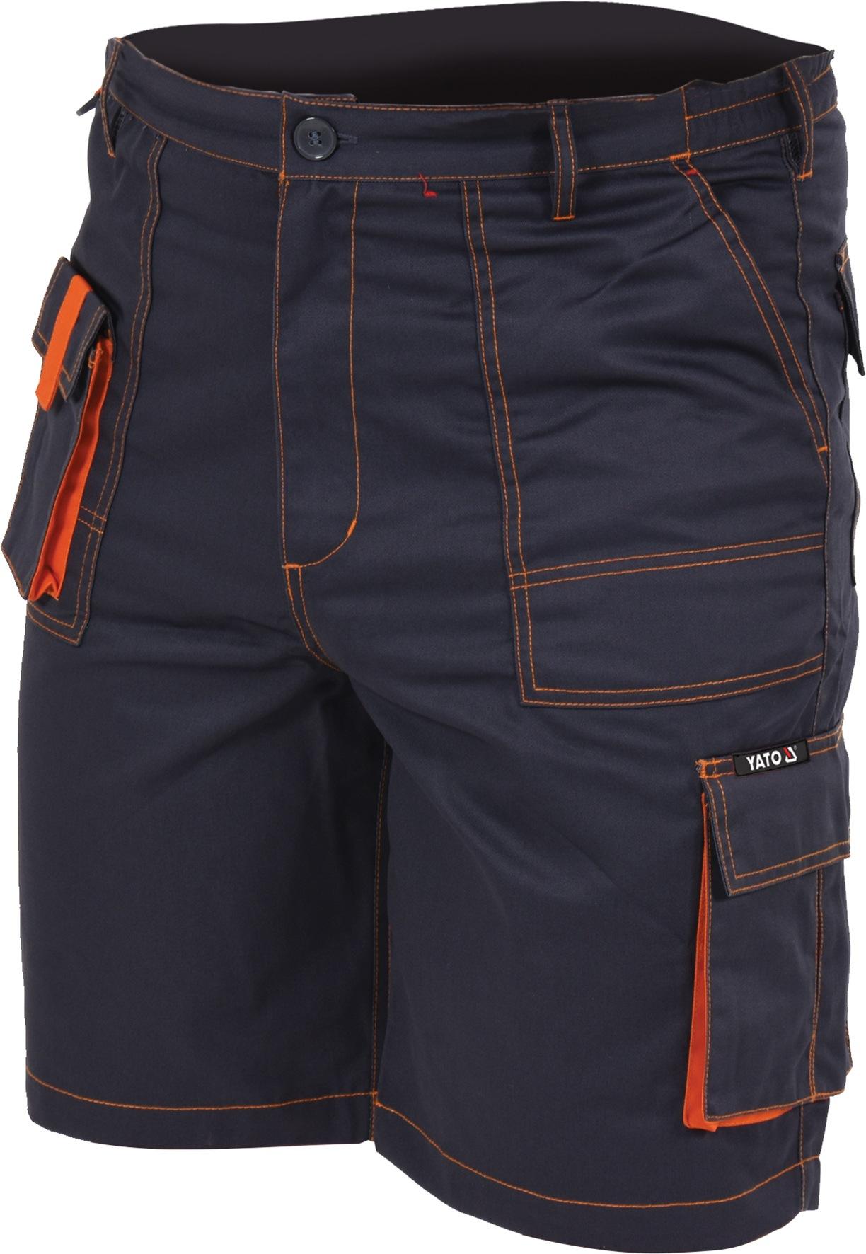 Pracovní kalhoty krátké vel.XL