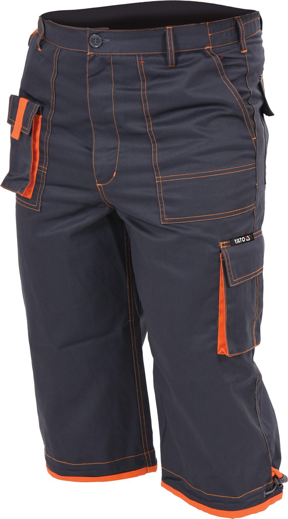 Pracovní kalhoty polokrátké vel.XL