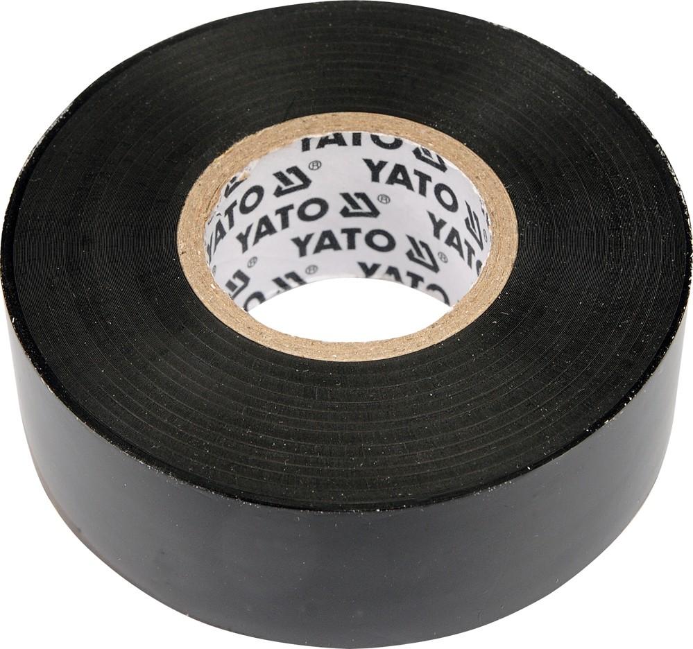Páska izolační 25 x 0,19 mm x 20 m černá