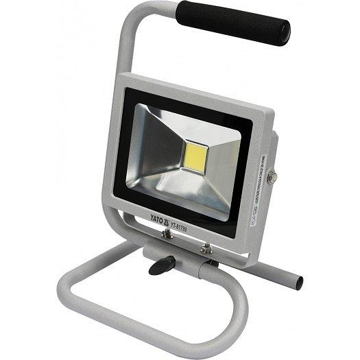 Reflektor přenosný s vysoce svítivou COB LED, 20W, 1400lm