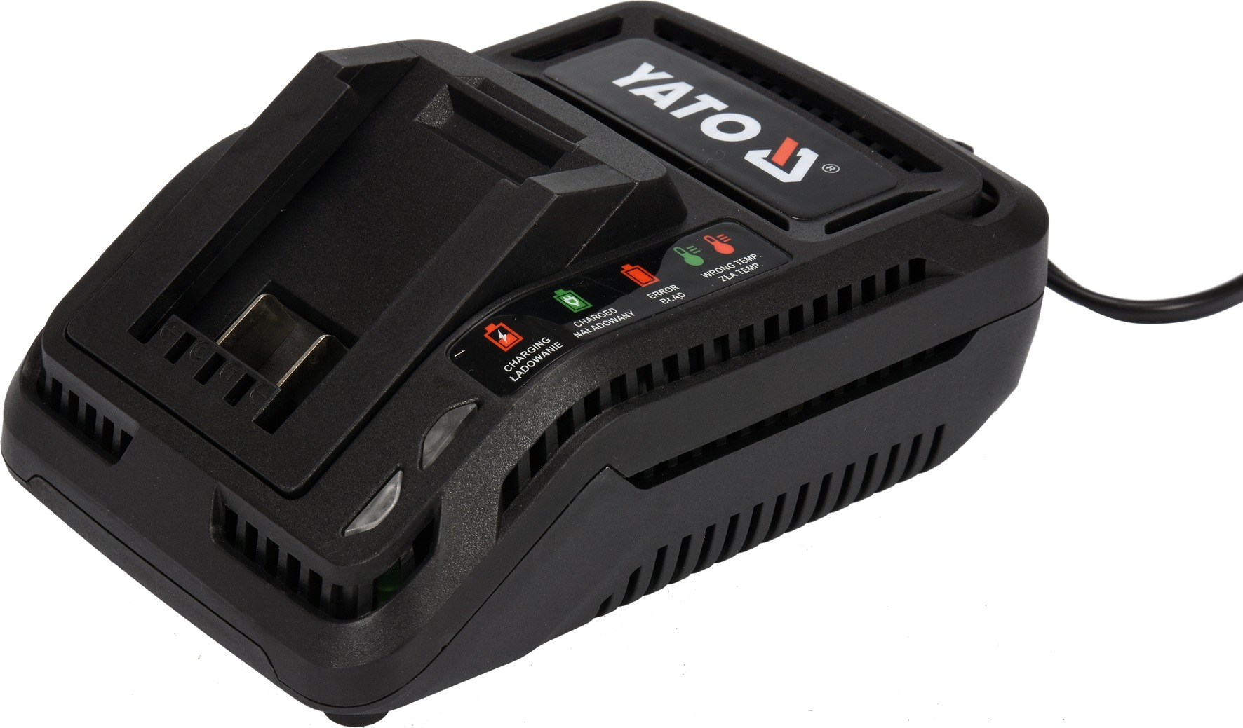 Nabíječka na AKU baterie 18 V pro YT-82842, YT-82843, YT-82844, YT-82804
