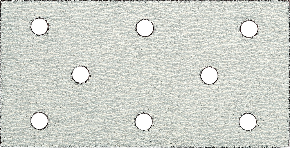 Brusný papír 93x180 mm P120 s otvory 5ks suchý zip