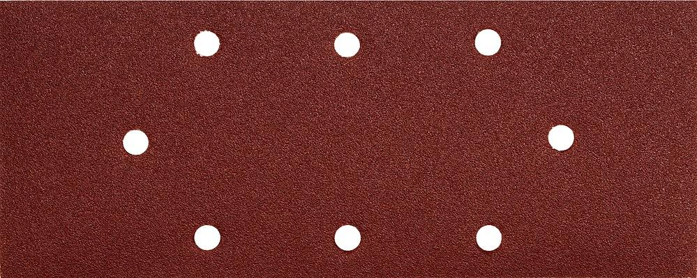 Brusný papír 93x230 mm P120 s otvory 5ks