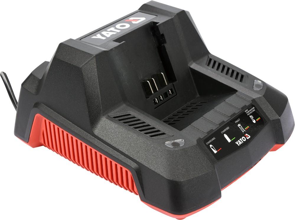 Rychlonabíječka pro 40V baterii