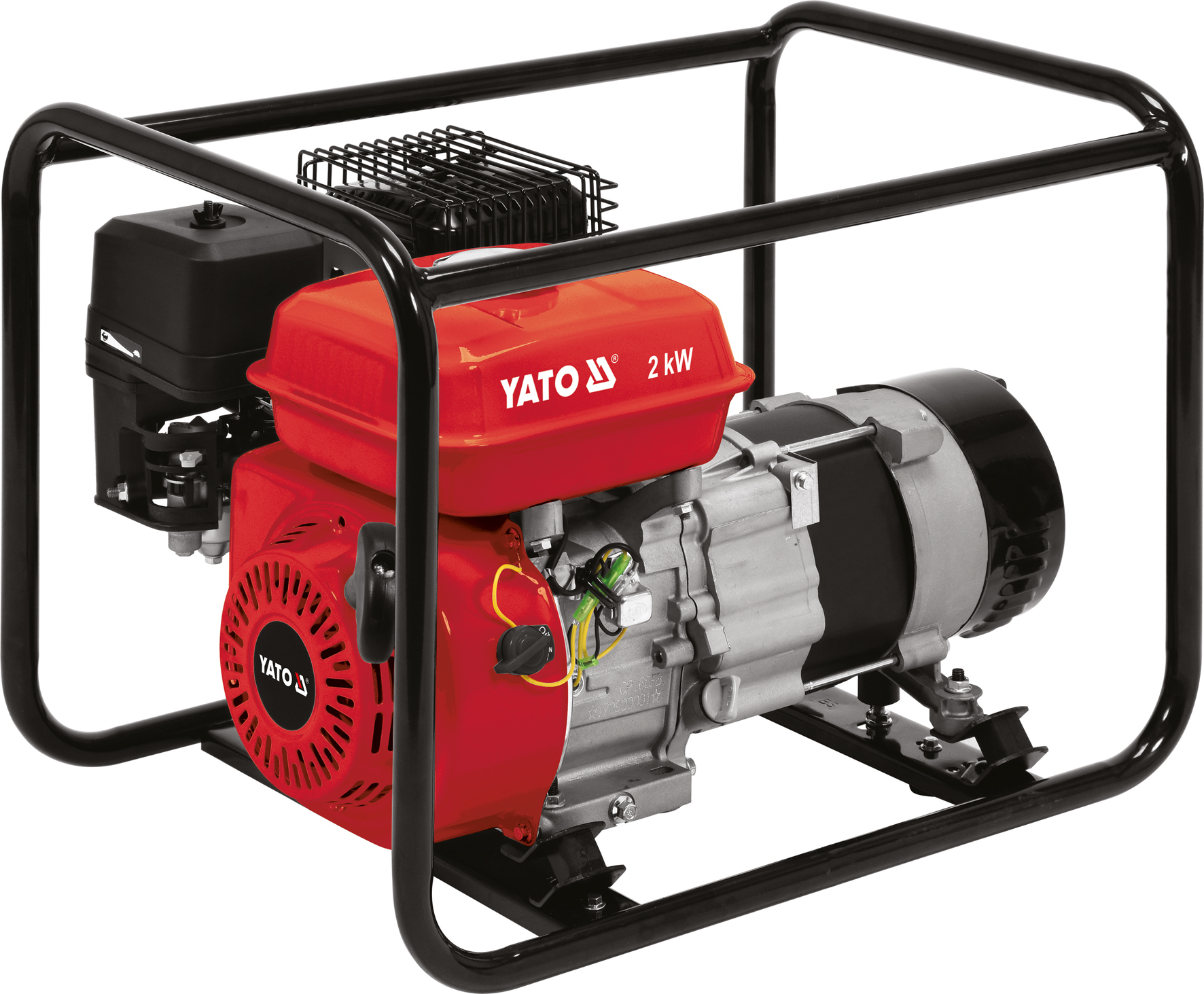 Elektrocentrála - benzínový generátor 2,0kW