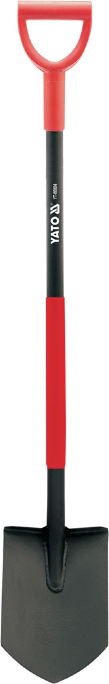 Rýč lisovaný kalený HRC40-48, 120cm