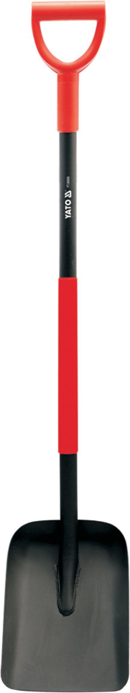 """Lopata typ """"DY"""" s násadou 120 cm"""