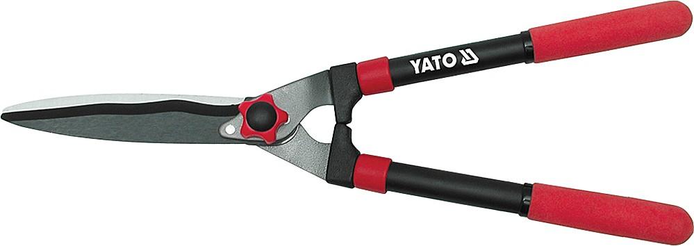 Nůžky na živý plot 550mm (nože 205mm)
