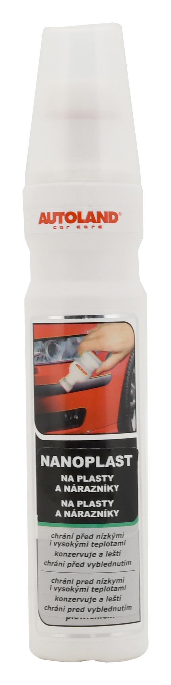 NANOPLAST na vnější plasty aplikátor 170ml