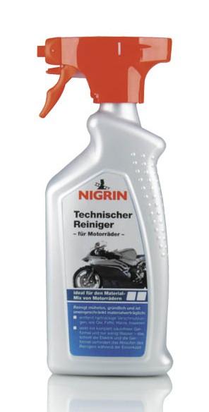Čistící gel na motocykl 500ml NIGRIN CAR