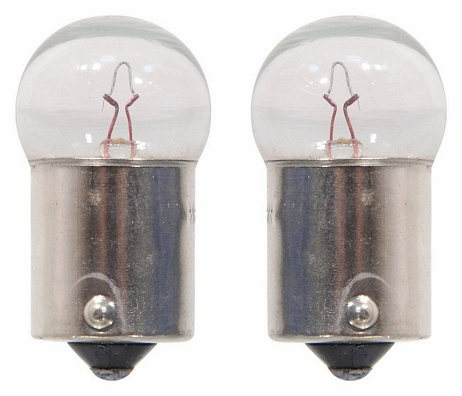 Žárovka 12V R5W 5W Ba15s blister 2ks