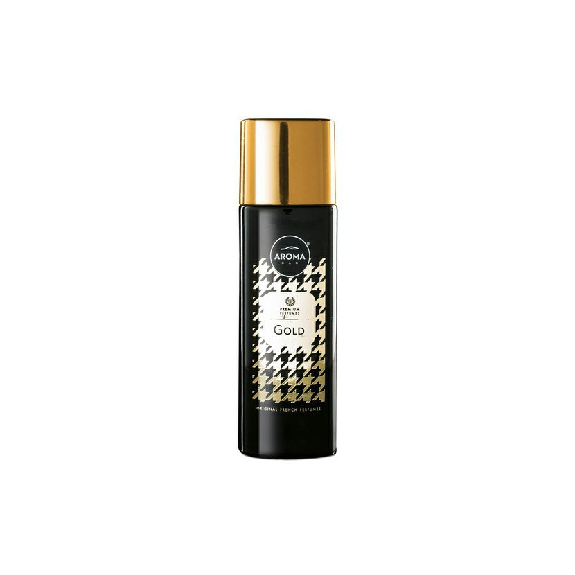 Osvěžovač AROMA CAR PRESTIGE SPRAY 50 ml GOLD
