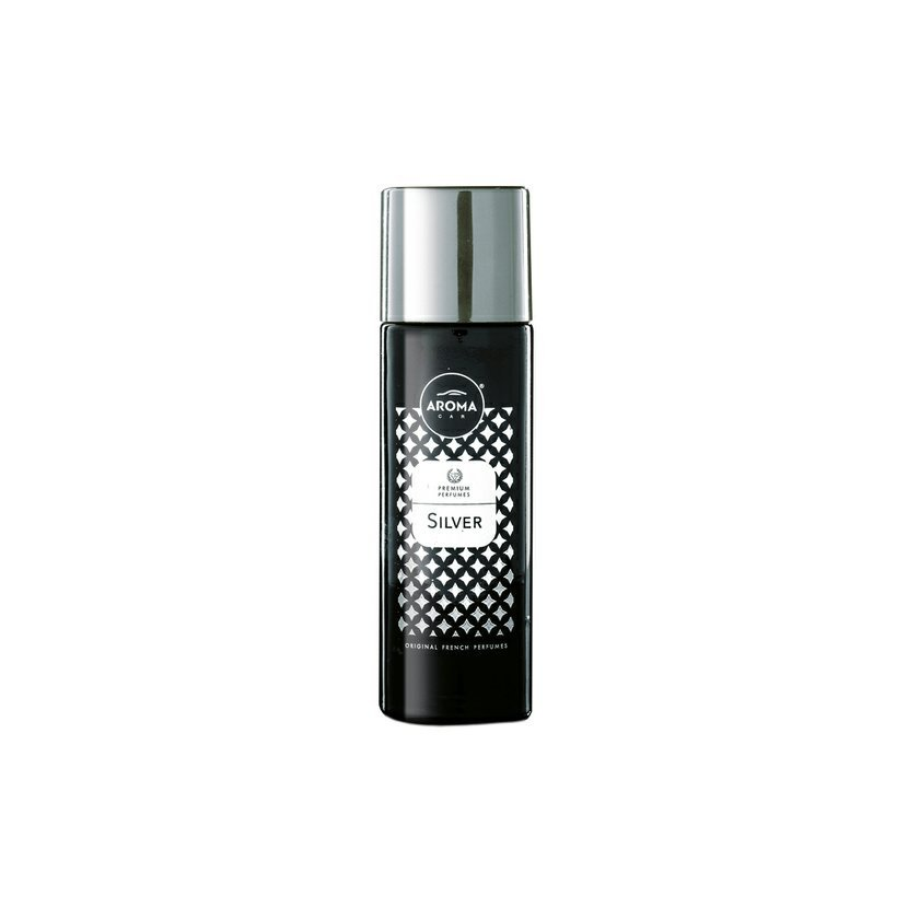 Osvěžovač AROMA CAR PRESTIGE SPRAY 50 ml SILVER