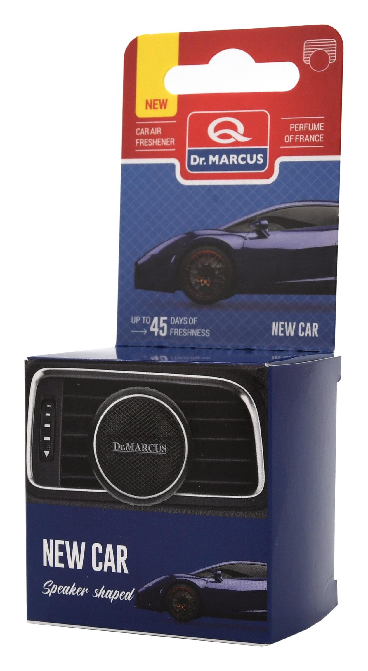 Osvěžovač vzduchu SPEAKER New Car