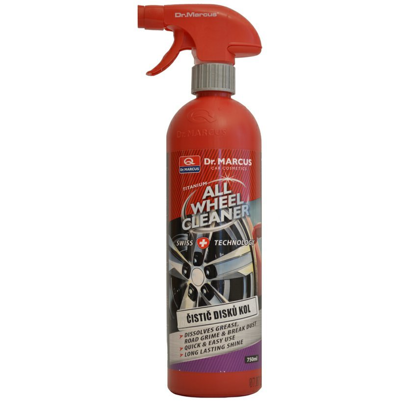 DM WHEEL CLEANER 750ml - čistič disků kol
