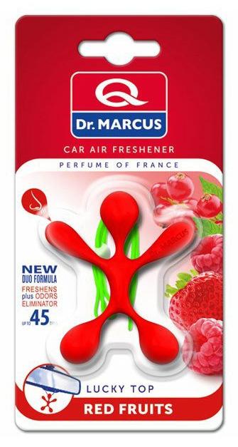 Osvěžovač vzduchu LUCKY TOP - Red Fruits