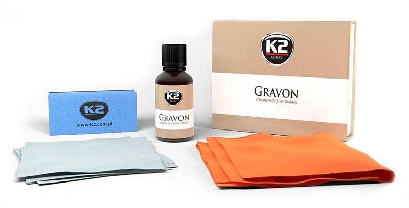 K2 GRAVON 50 ml - keramická ochrana laku
