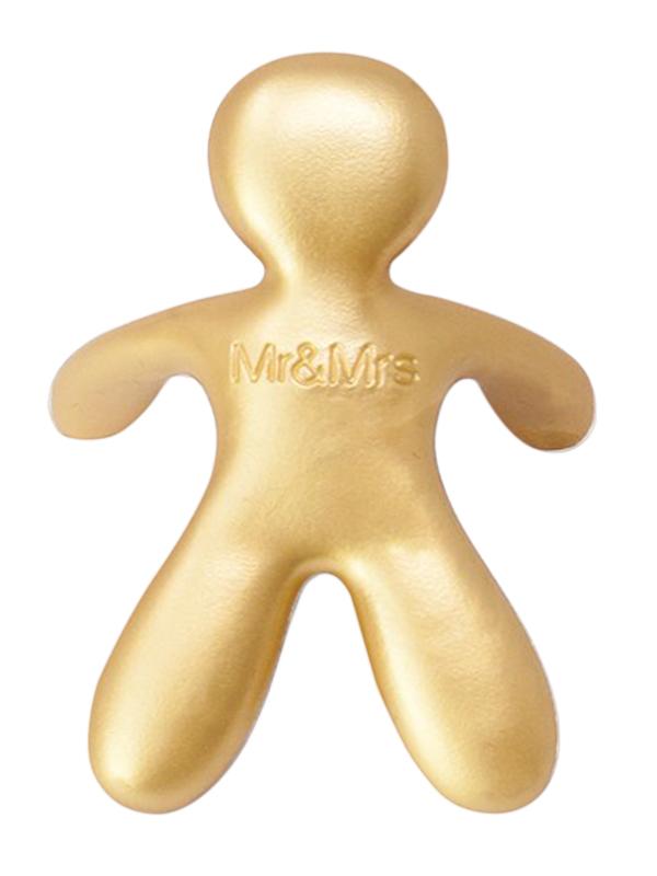 Osvěžovač Mr&Mrs Fragrance CESARE Noble Oud Zlatý
