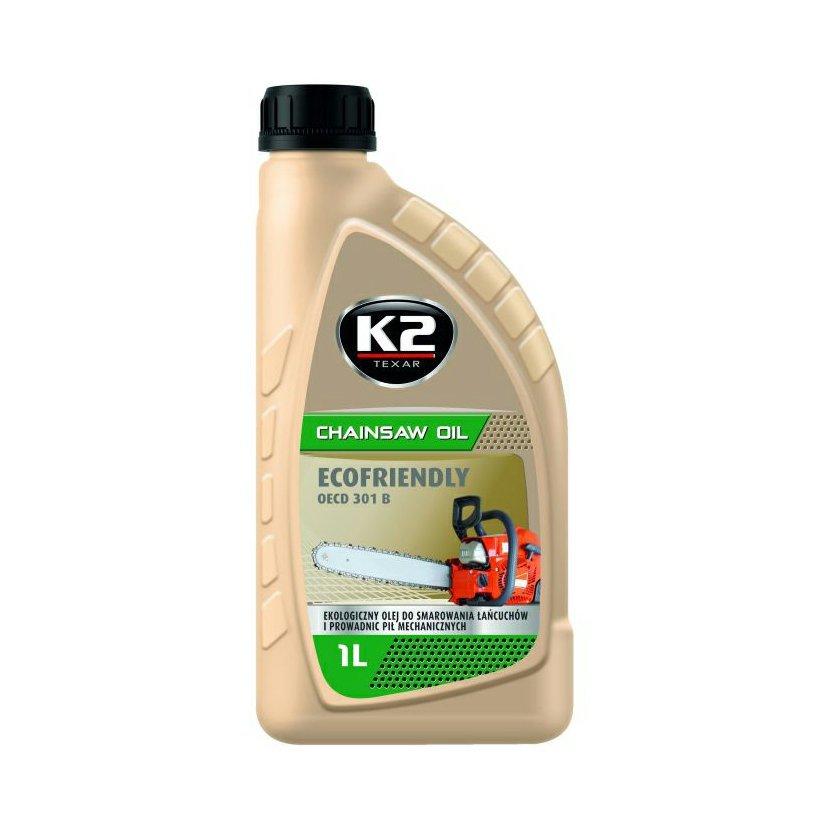 K2 CHAINSAW OIL 1l - olej pro řetězové pily