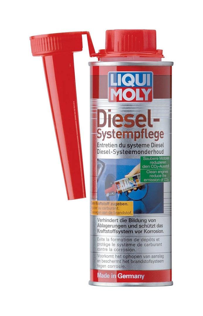 Liqui Moly Údržba dieselového systému 250ml