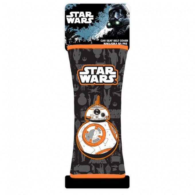 Návlek na bezpečnostní pás STAR WARS BB-8