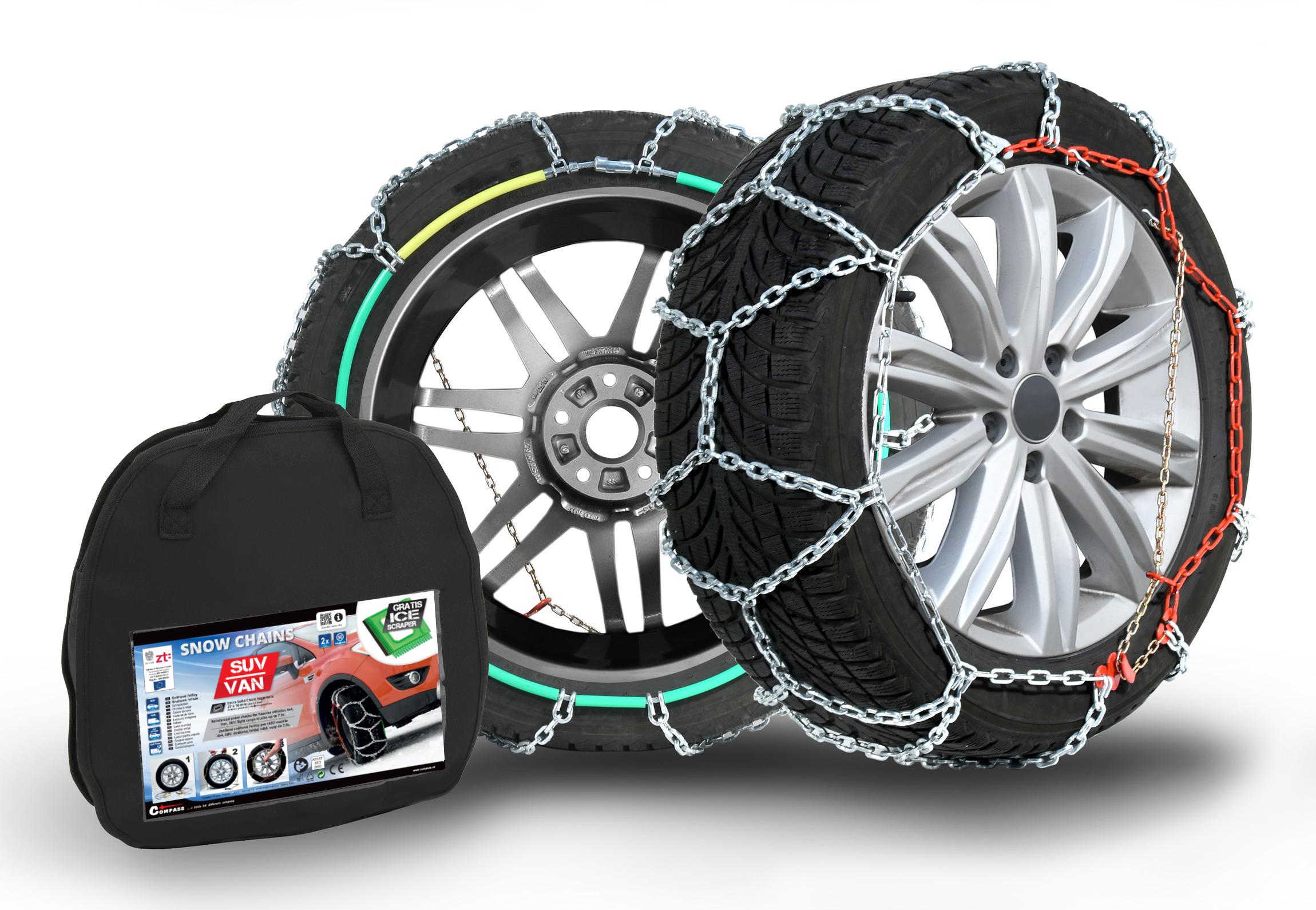 Sněhové řetězy SUV-VAN vel. 250