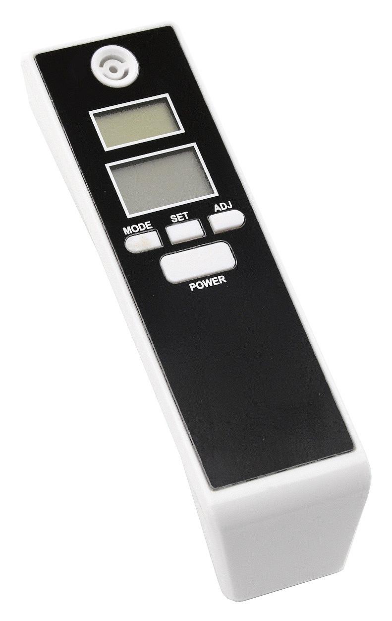 Alkohol tester BLACK/WHITE digitální