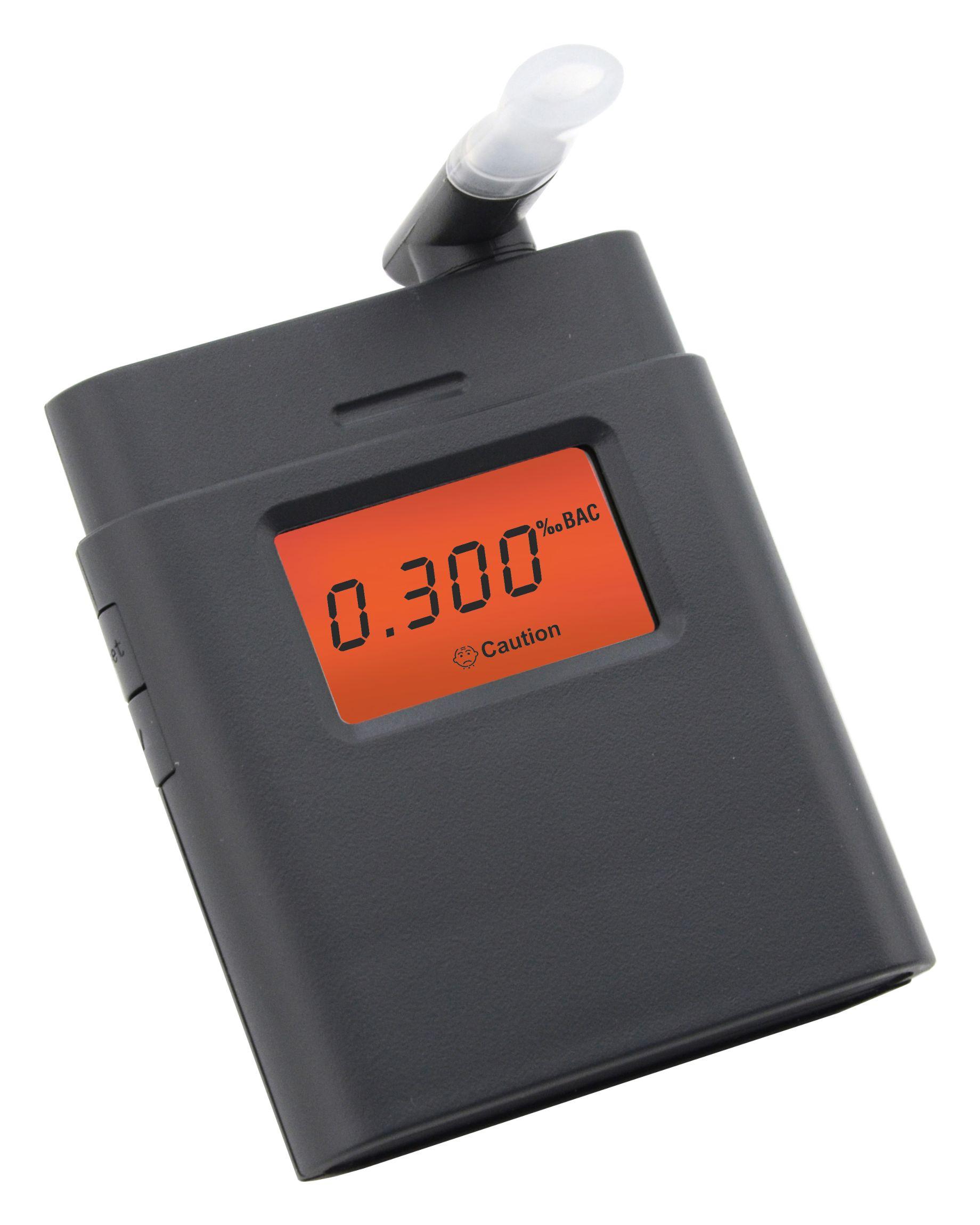 Alkohol tester BLACK digitální