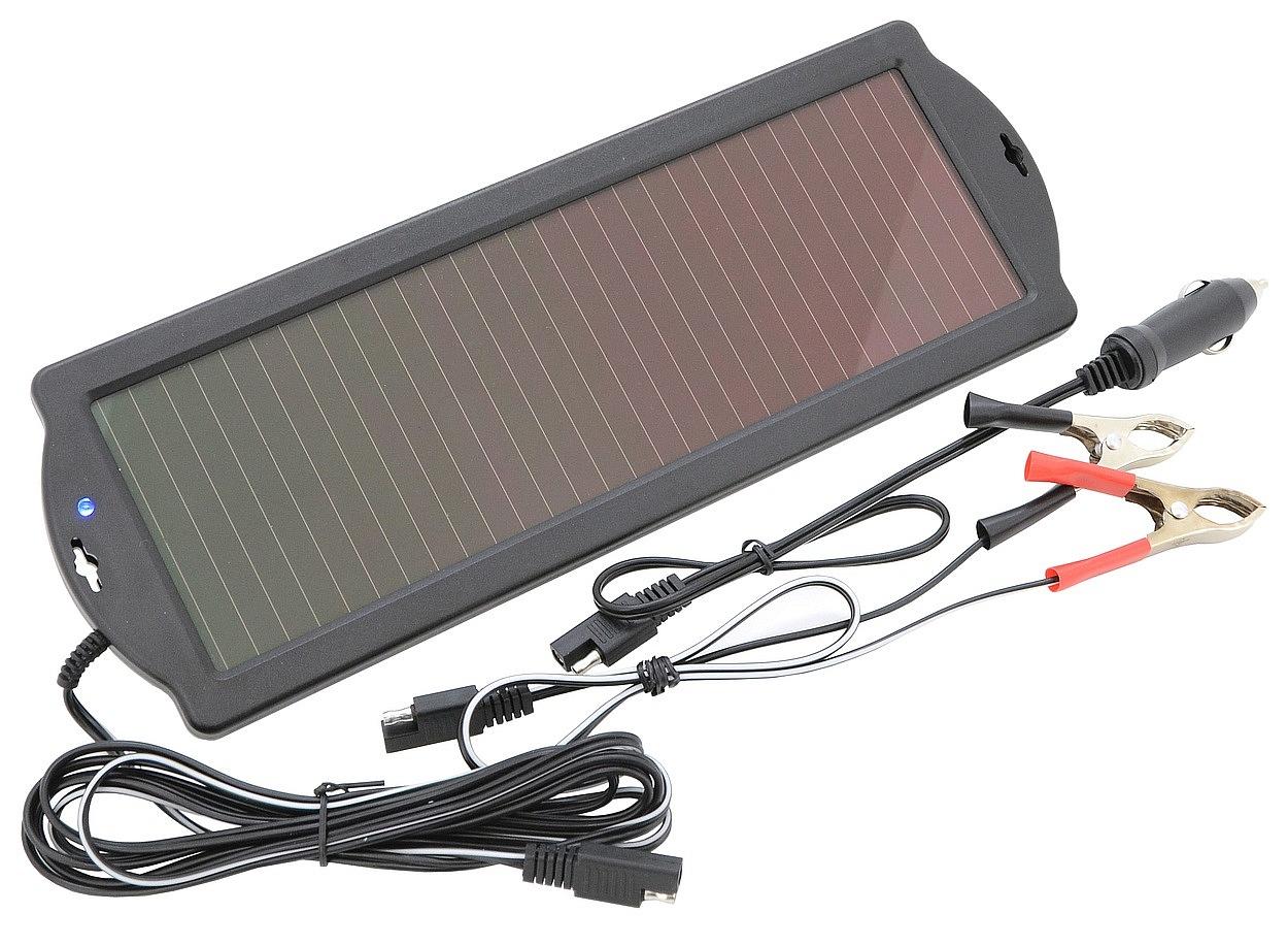 Nabíječka solární 1.8W udržovací