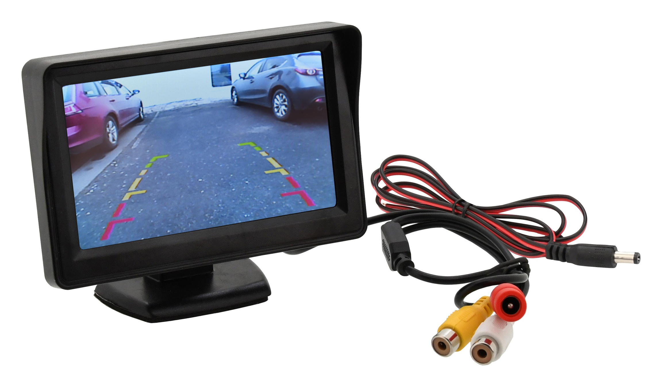 LCD display se stojánkem
