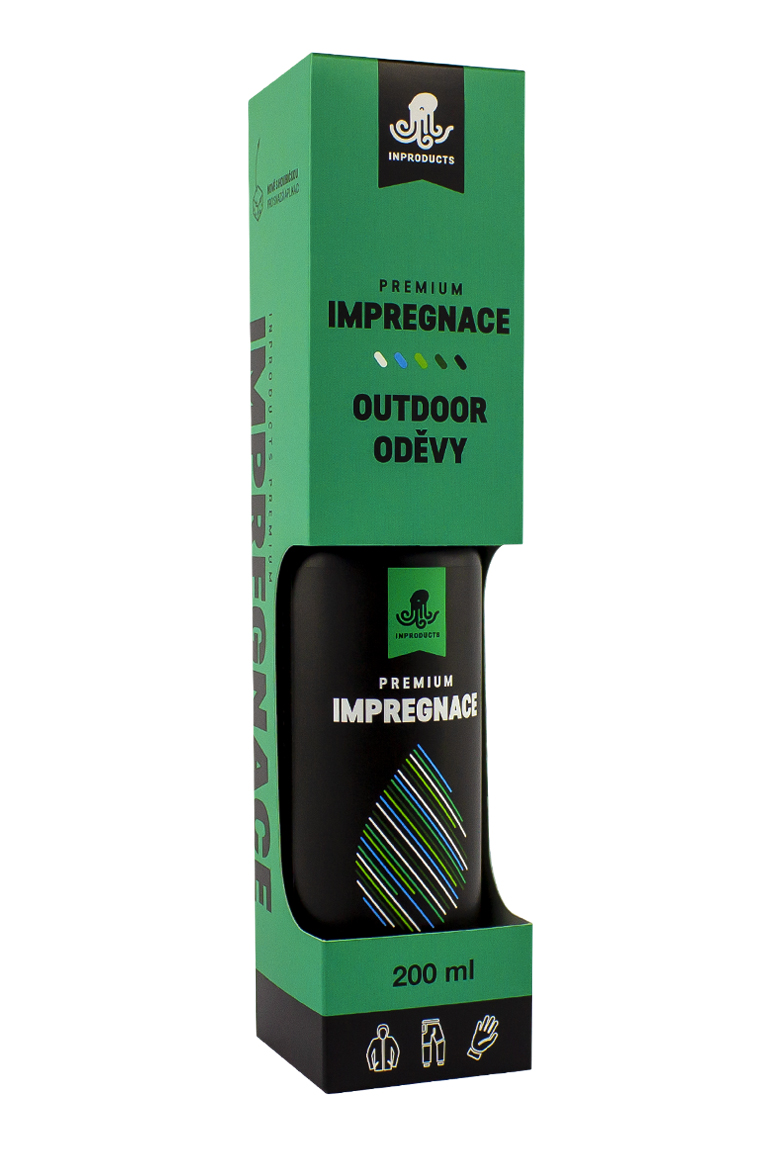 INPRODUCTS Impregnace na outdoor oděvy 200 ml