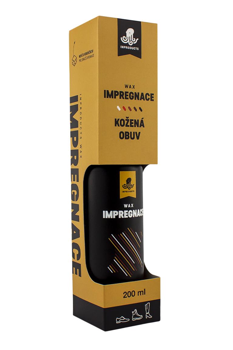 INPRODUCTS Impregnace na koženou obuv 200 ml