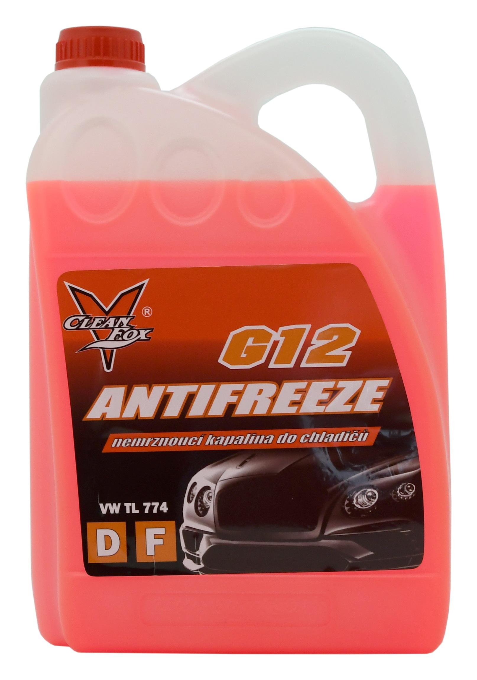Antifreeze G12, 4 L