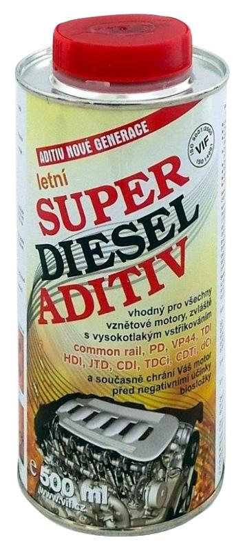 Aditivum do nafty VIF (letní) 500 ml