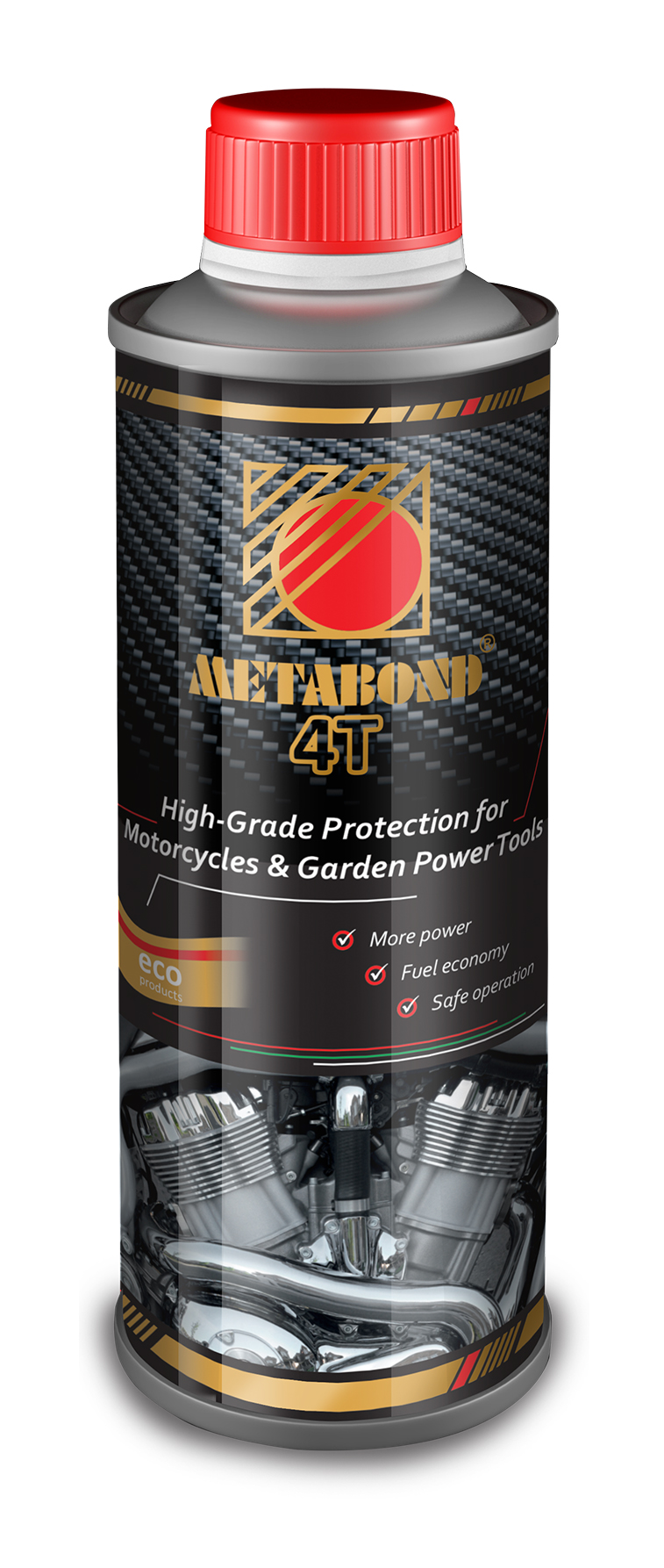 Metabond 4T Racing (produkt pro motocykly) 250ml