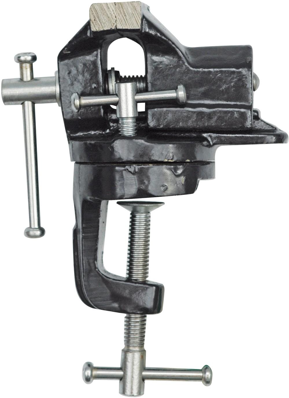 Svěrák stolní 40 mm otočný