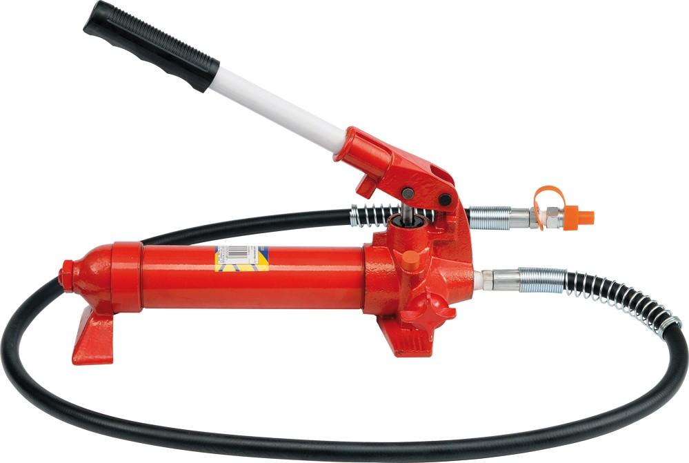 Pumpa na hydraulický rozpěrák 4t